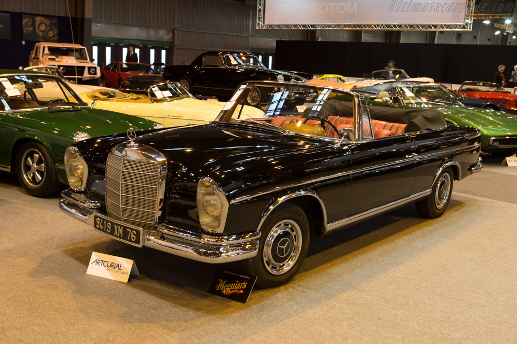 Mercedes-Benz 300 SE Cabriolet - Chassis: 112.023.12002858   - 2015 Retromobile