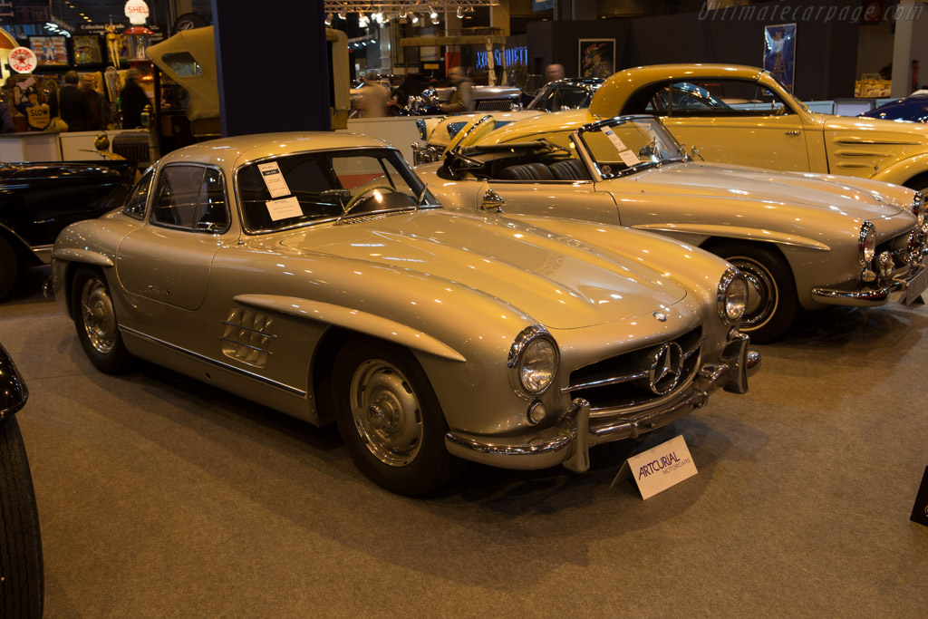 Mercedes-Benz 300 SL Coupe - Chassis: 198.040.5500278   - 2015 Retromobile