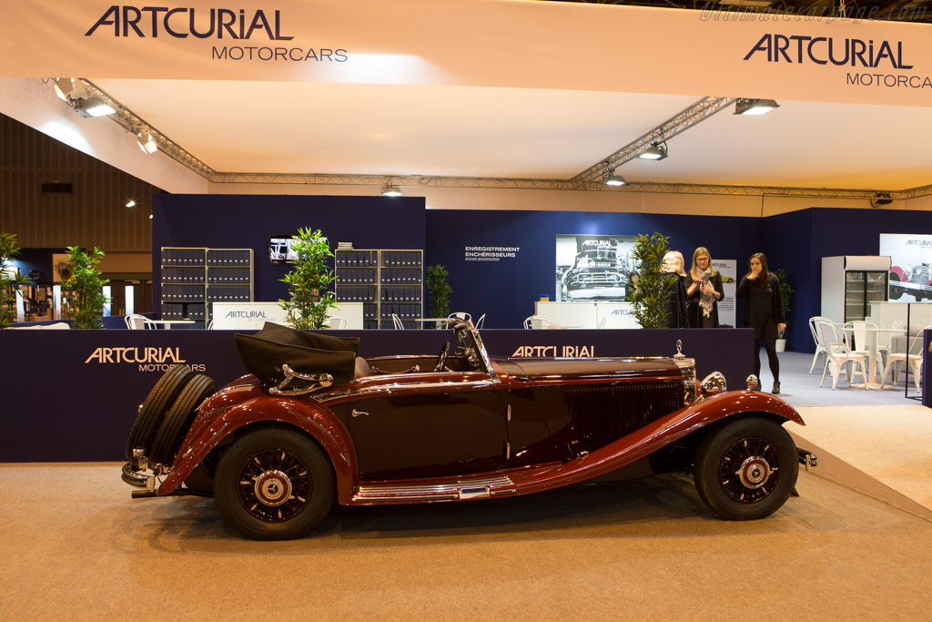 Mercedes-Benz 380 K Cabriolet A - Chassis: 95364   - 2015 Retromobile