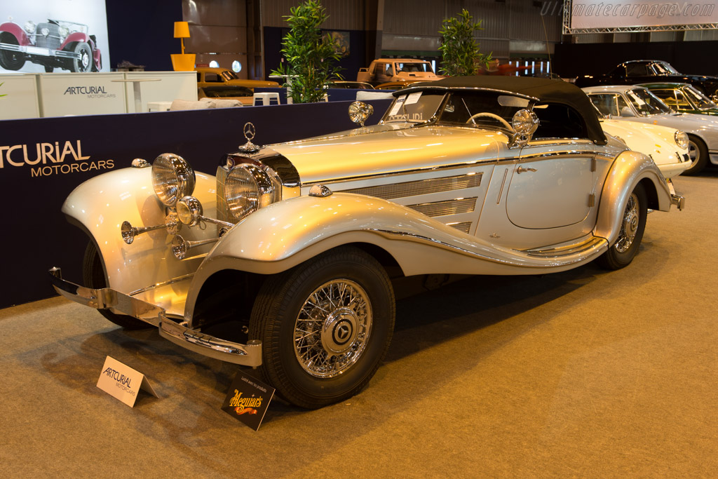 Mercedes-Benz 540 K Spezial Roadster - Chassis: 169394   - 2015 Retromobile