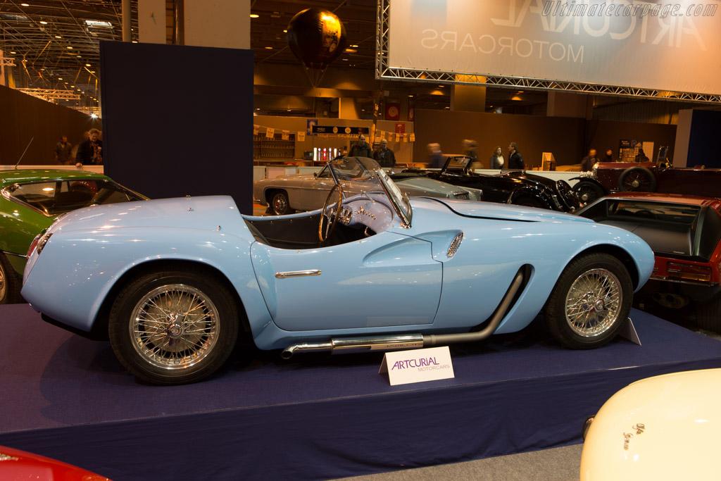 Moretti 1200 Spider - Chassis: 5007   - 2015 Retromobile