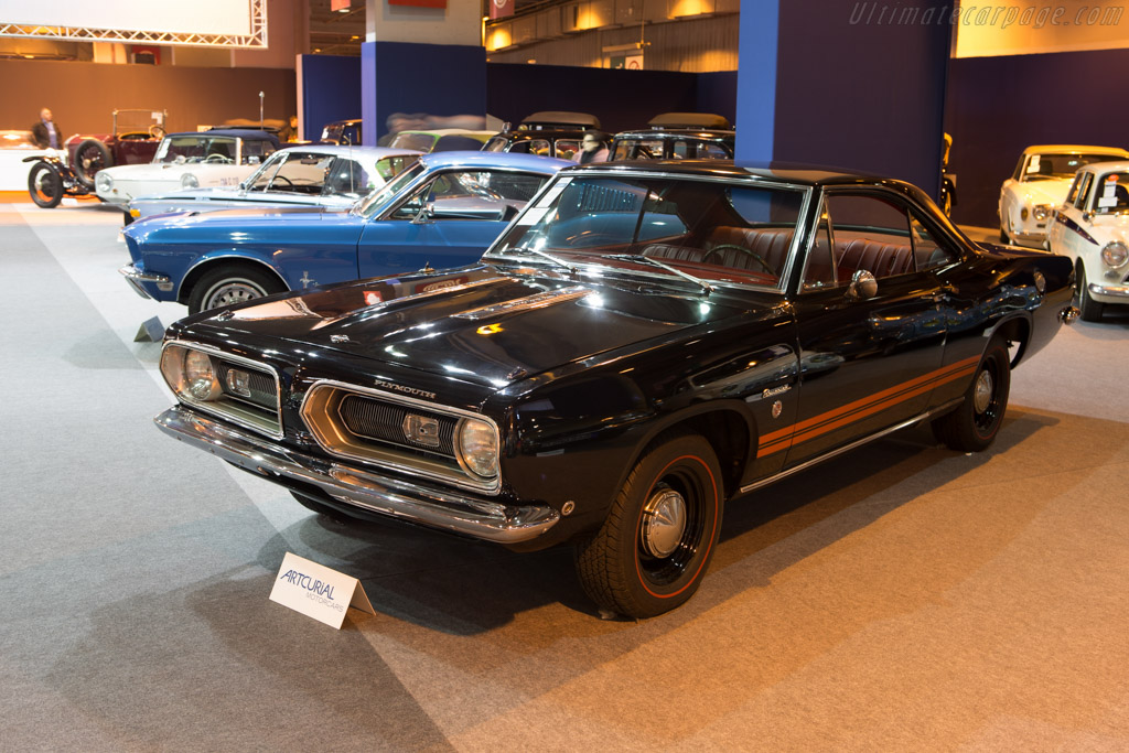 Plymouth Barracuda 340 - Chassis: BH 23 P8 B200849   - 2015 Retromobile