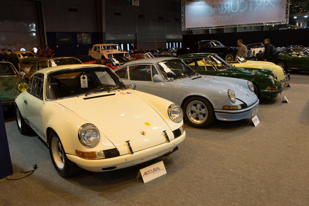 Porsche 911    - 2015 Retromobile