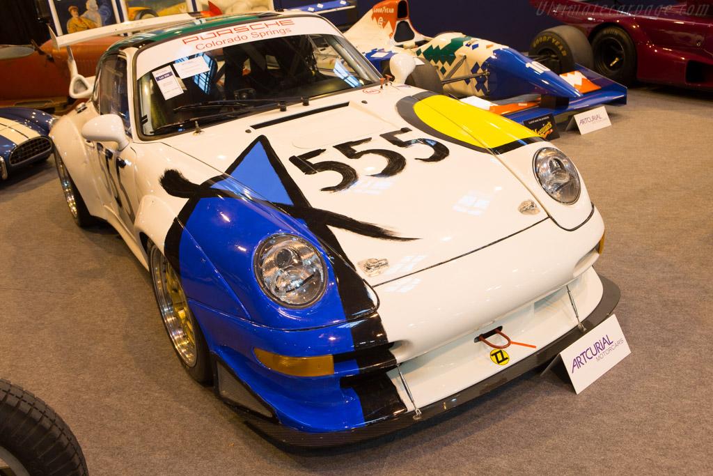 Porsche 911 Cup GT2 - Chassis: 911 330 0923   - 2015 Retromobile