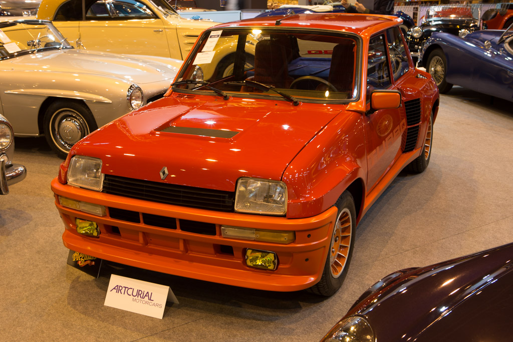 Renault 5 Turbo - Chassis: VF1822000B0000520   - 2015 Retromobile