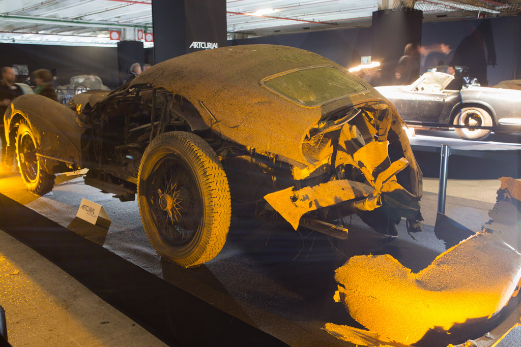 Talbot Lago T26 GS Saoutchik Coupe - Chassis: 110109   - 2015 Retromobile