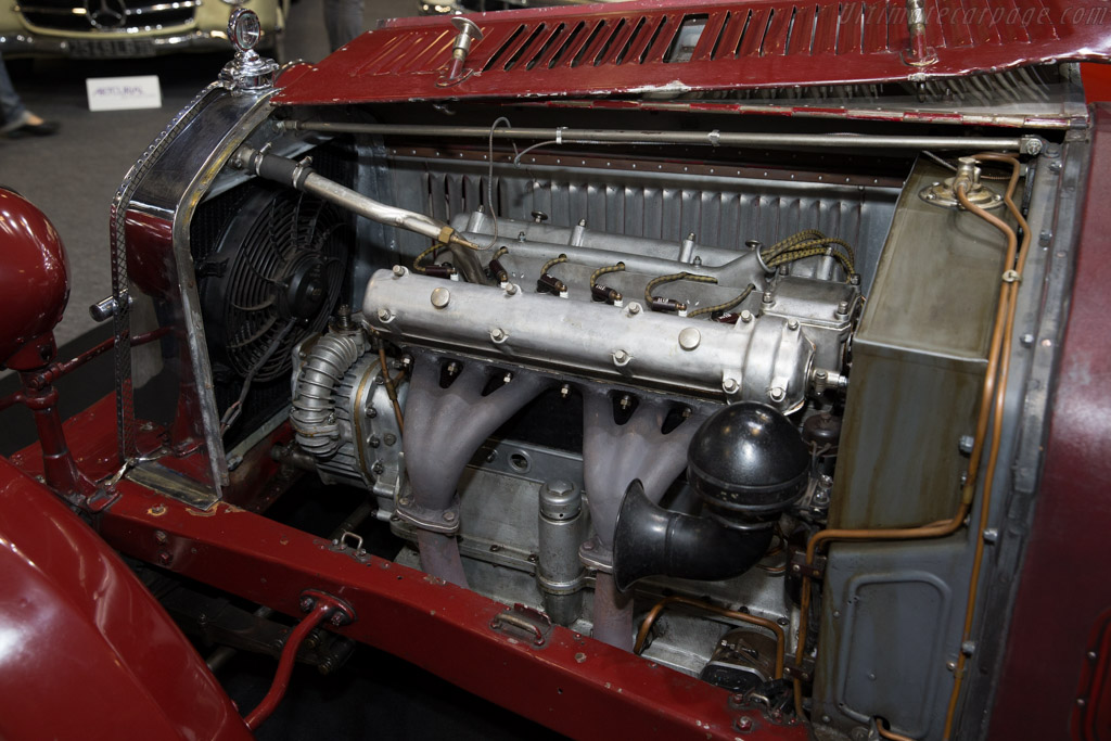 Alfa Romeo 6C 1750 SS Carlton Spider - Chassis: 0312905   - 2016 Retromobile