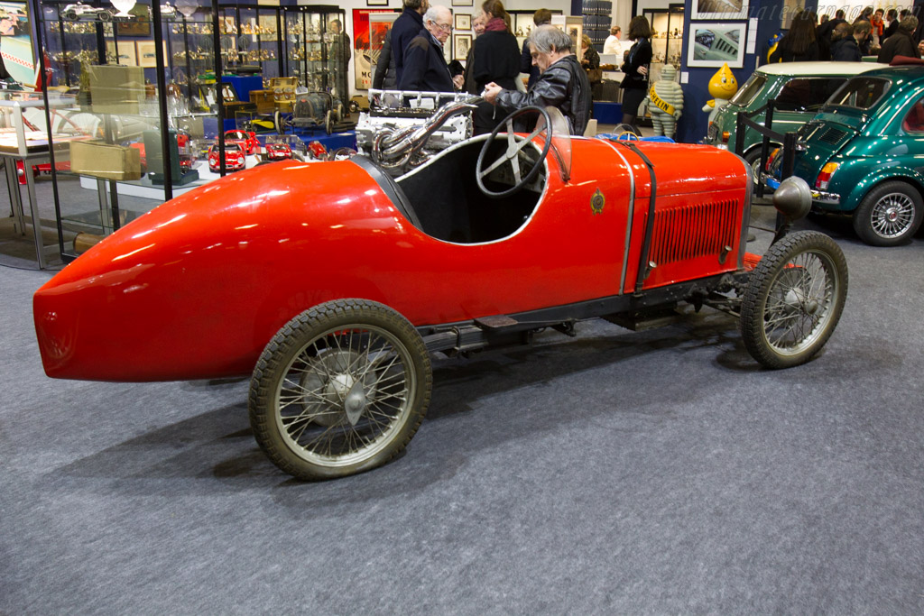 Amilcar CGSS - Chassis: 18481   - 2016 Retromobile