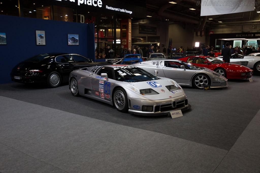 Bugatti EB 110 SS Le Mans - Chassis: ZA9BB02E0SCD39044   - 2016 Retromobile