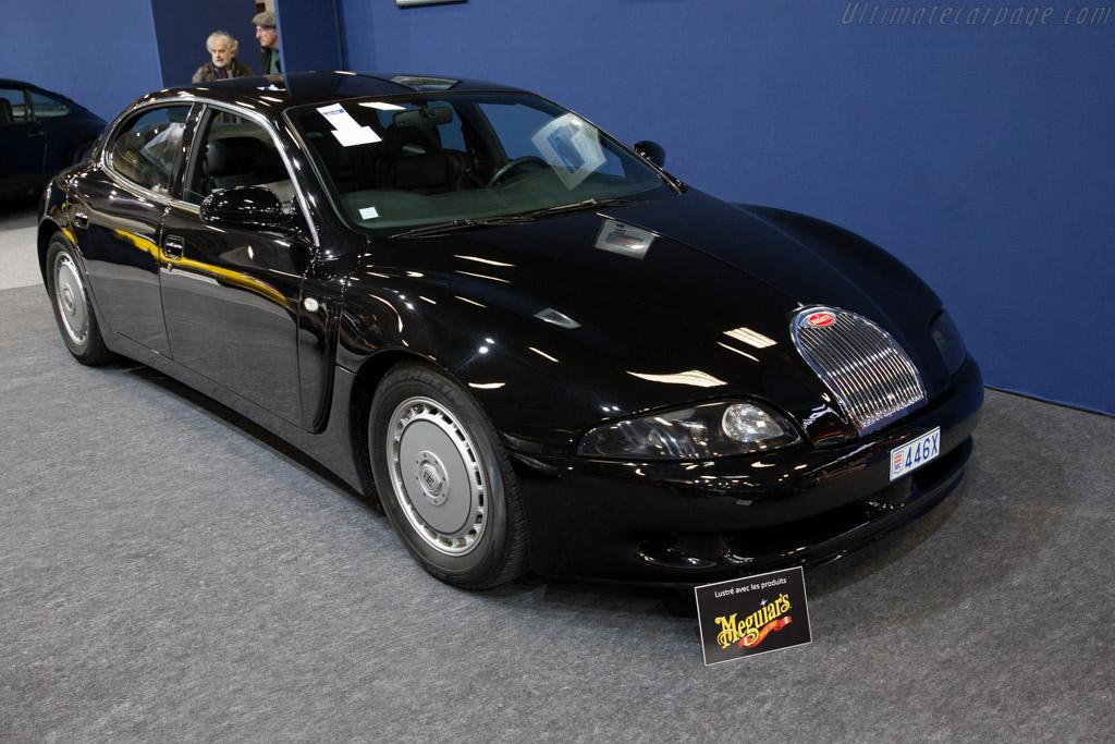 Bugatti EB 112 Berline - Chassis: 39003   - 2016 Retromobile