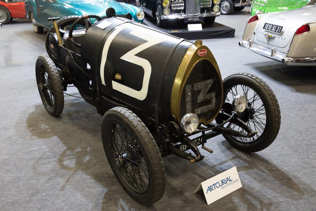Bugatti Type 13 - Chassis: 981   - 2016 Retromobile