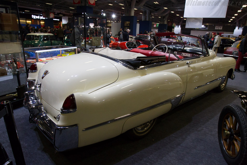 Cadillac Series 62 Cabriolet - Chassis: 496273228   - 2016 Retromobile