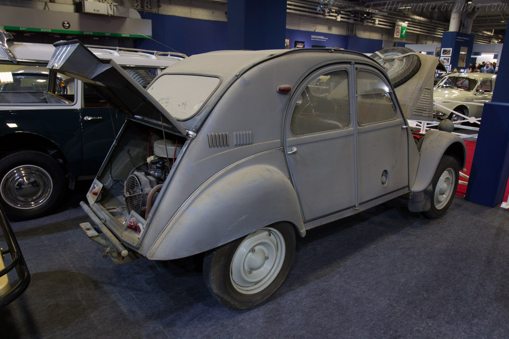 Citroën 2CV Sahara - Chassis: 76   - 2016 Retromobile
