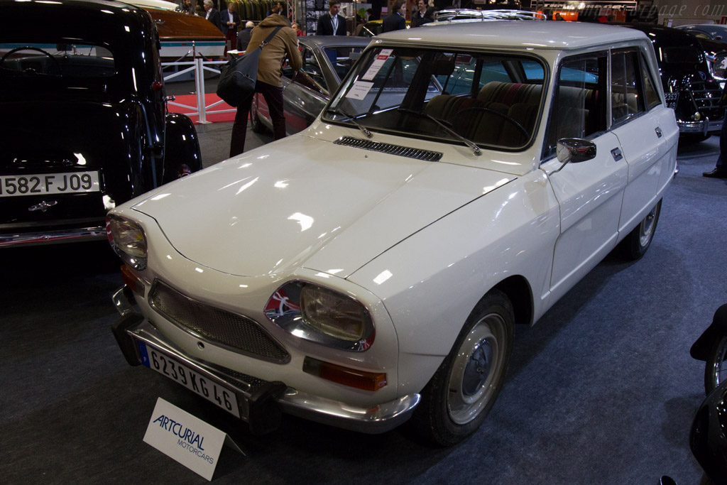 Citroën Ami 8 Berline    - 2016 Retromobile