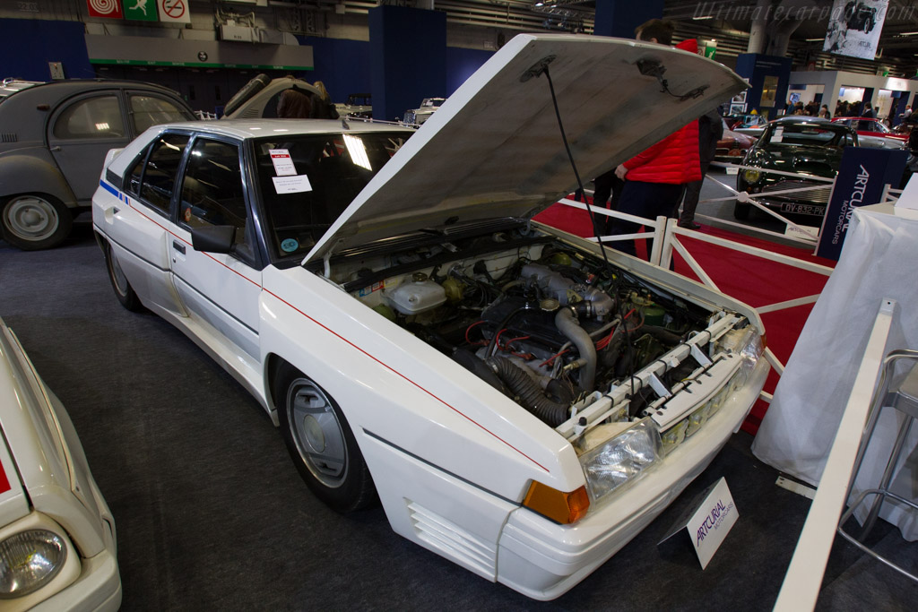 Citroën BX 4TC - Chassis: VF7XBXL0000XL3002   - 2016 Retromobile