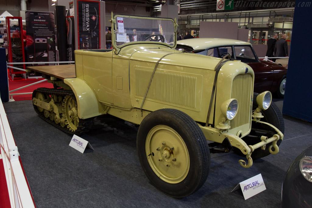 Citroën P19 Halftrack - Chassis: 19483   - 2016 Retromobile