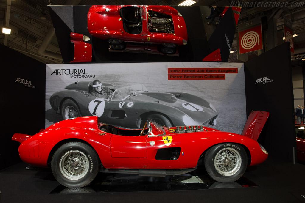 Ferrari 335 S - Chassis: 0674   - 2016 Retromobile