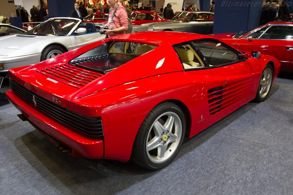 Ferrari For Sale >> Ferrari 512 TR - Chassis: 96310 - 2016 Retromobile