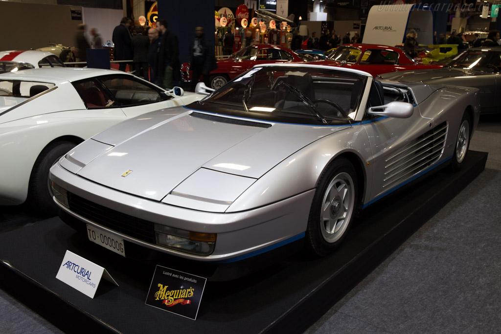 Ferrari Testarossa Spider - Chassis: 62897   - 2016 Retromobile