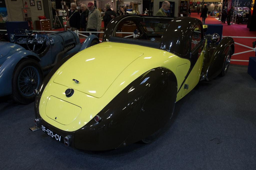 Bugatti Type 57 Atalante - Chassis: 57330   - 2017 Retromobile