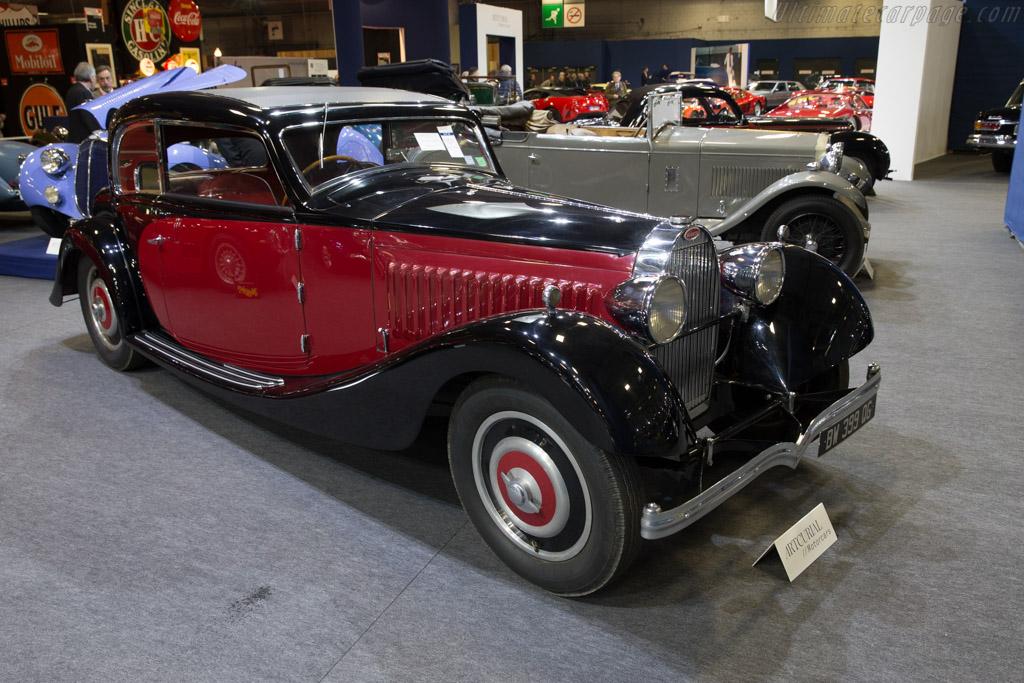 Bugatti Type 57 Gangloff Coupe - Chassis: 57106   - 2017 Retromobile