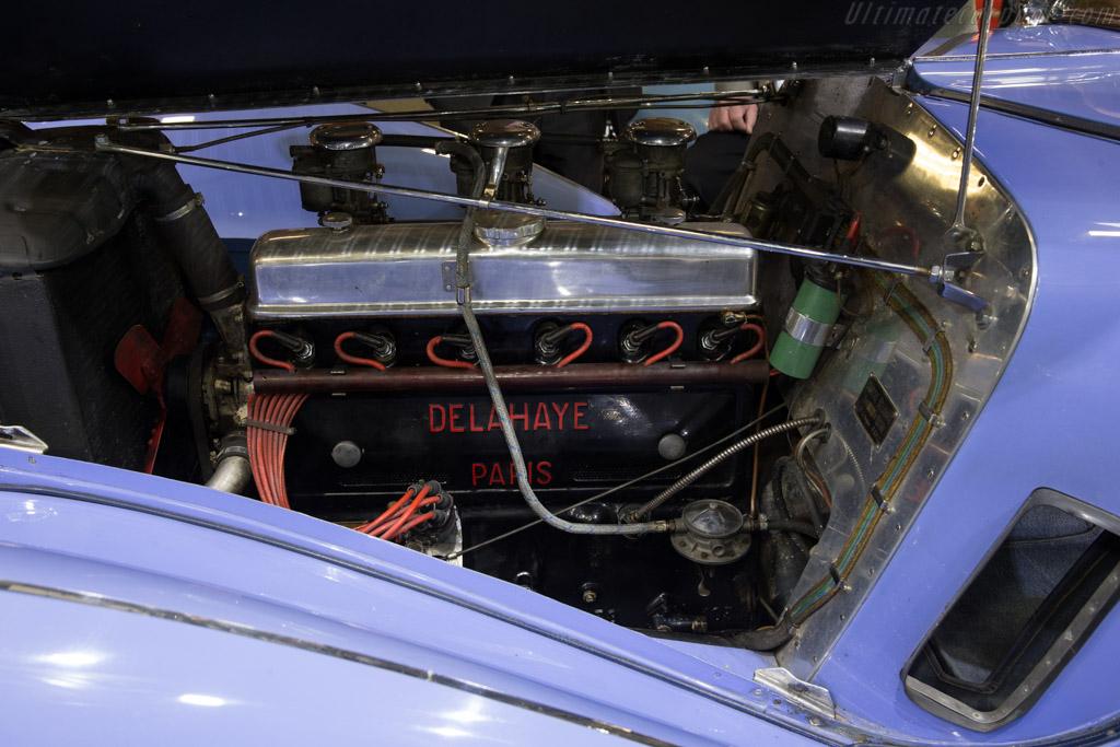 Delahaye 135 Competition Court Figoni & Falaschi Cabriolet - Chassis: 46837   - 2017 Retromobile