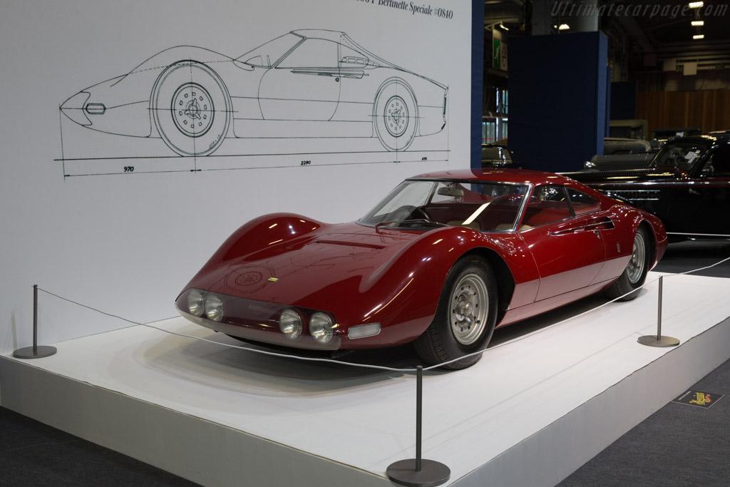 Ferrari 206 Dino Speciale - Chassis: 0840   - 2017 Retromobile