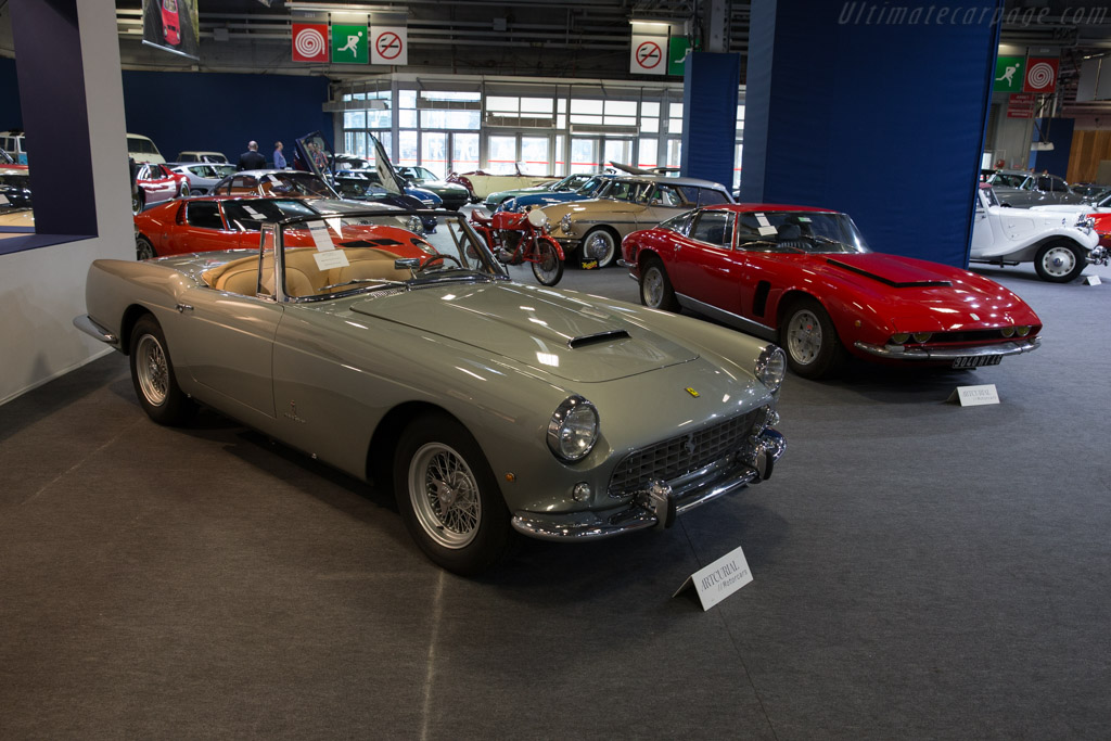 Ferrari 250 GT Cabriolet Series II by Pininfarina - Chassis: 2139GT   - 2017 Retromobile