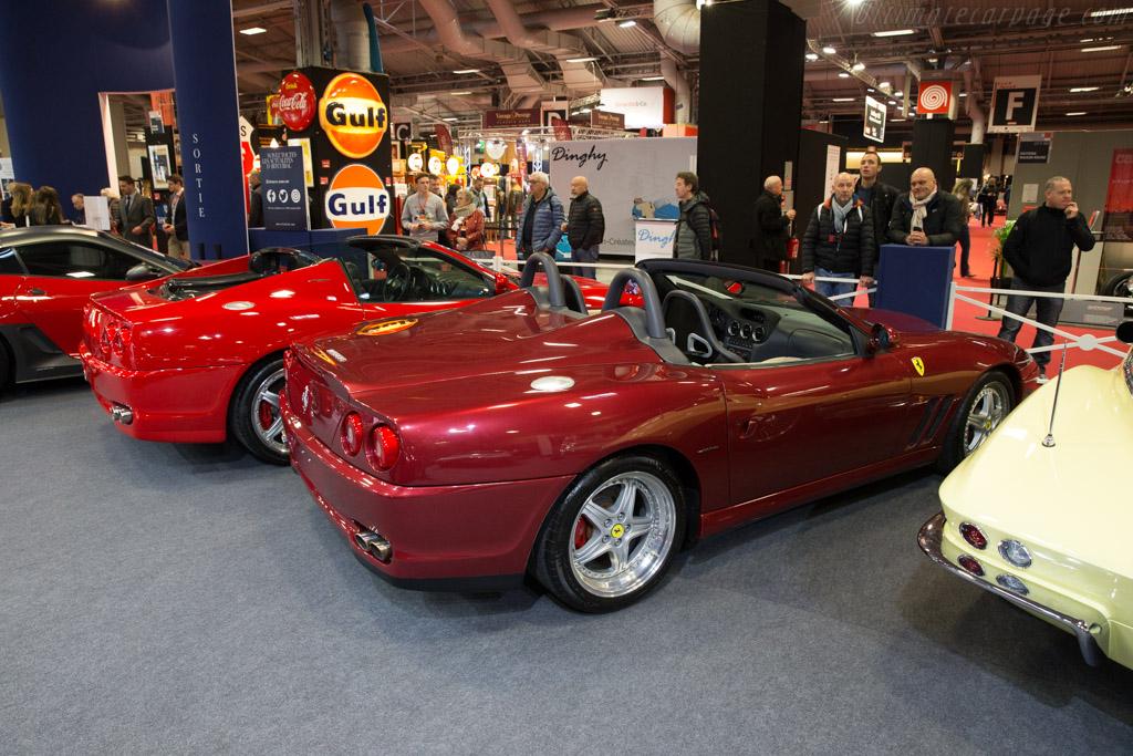 Ferrari 550 Barchetta - Chassis: 123690   - 2017 Retromobile