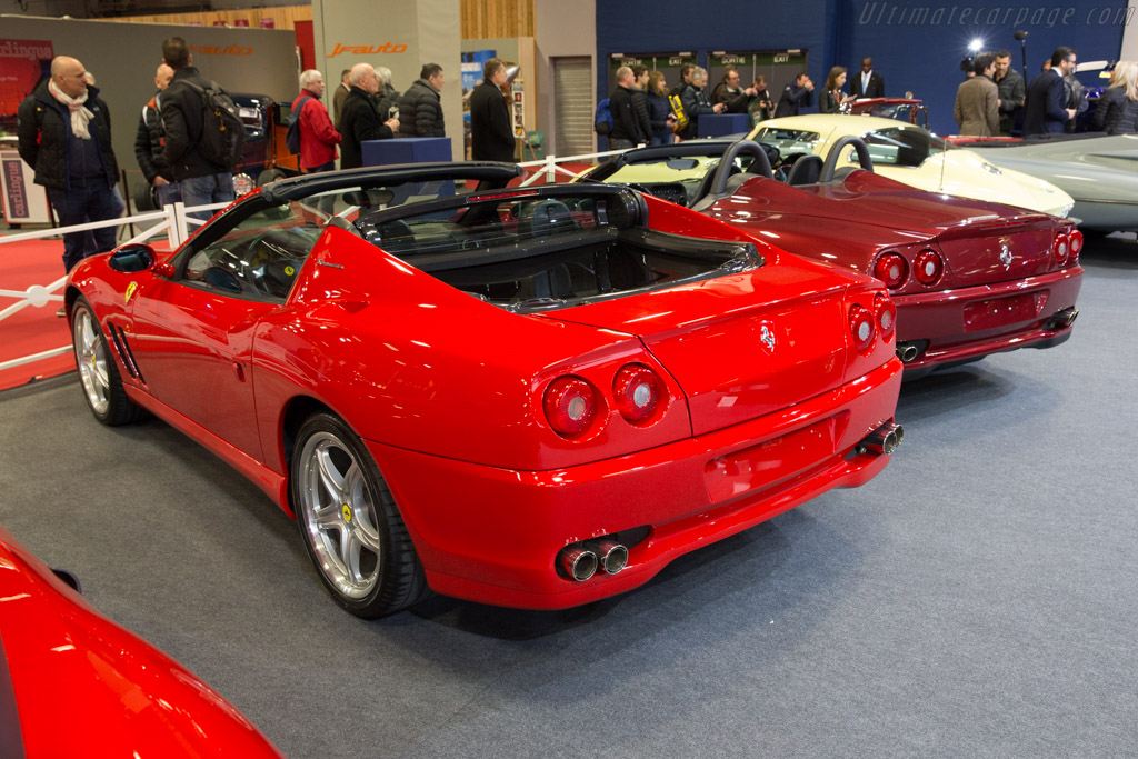 Ferrari 575 Superamerica - Chassis: 141819   - 2017 Retromobile