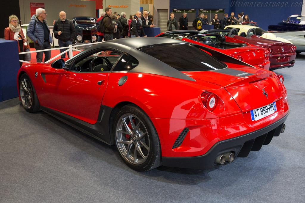 Ferrari 599 GTO - Chassis: 173507   - 2017 Retromobile