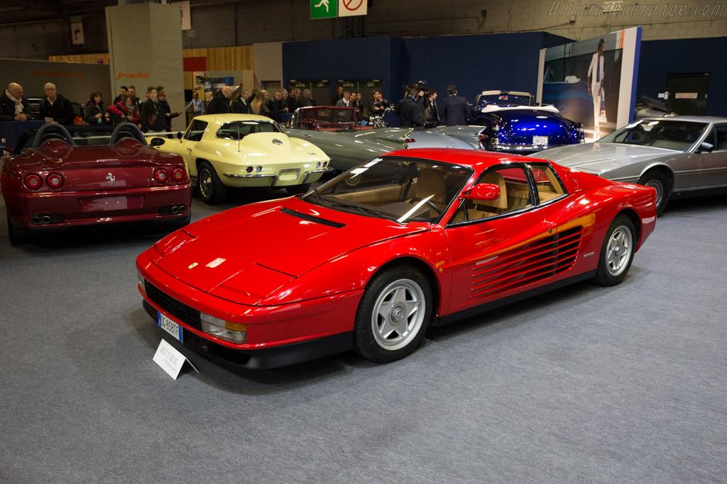 Ferrari Testarossa - Chassis: 65627   - 2017 Retromobile