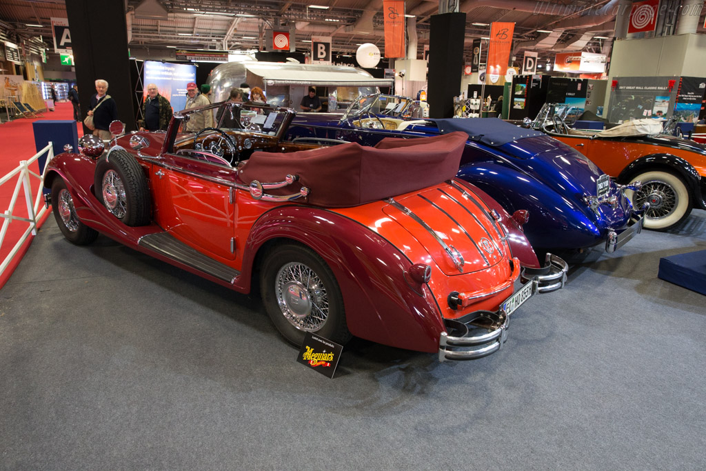 Horch 853A Cabriolet - Chassis: 854192A   - 2017 Retromobile