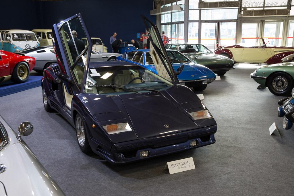 Lamborghini Countach 25th Anniversary - Chassis: ZA9C005AOKLA12820   - 2017 Retromobile