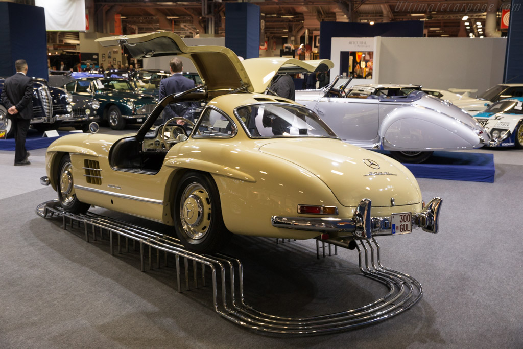 Mercedes-Benz 300 SL Coupe - Chassis: 198.040.6500071   - 2017 Retromobile