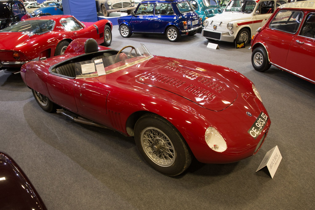OSCA Tipo S 273 - Chassis: 1187S   - 2017 Retromobile