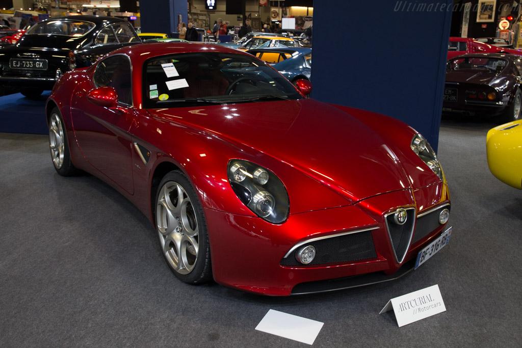 Alfa Romeo 8C Competizione - Chassis: ZAR92000000034118   - 2018 Retromobile