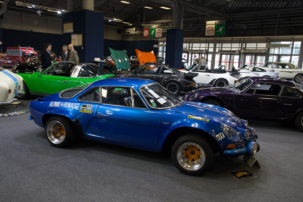 Alpine A110 1600 S Group 4 - Chassis: 16807   - 2018 Retromobile