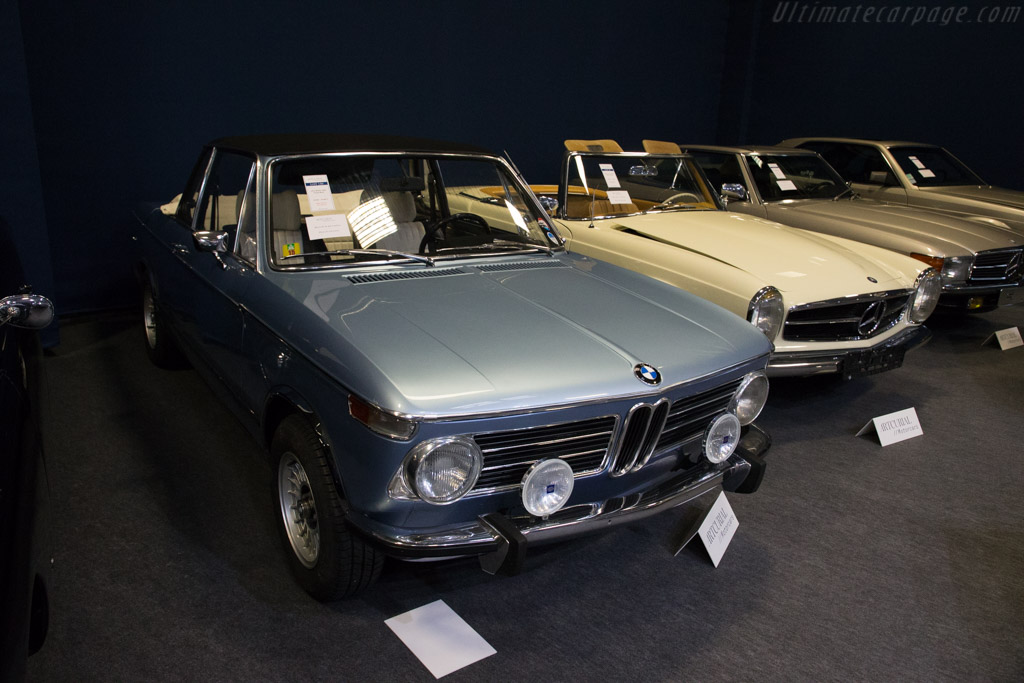 BMW 2002 Baur Targa - Chassis: 2795745   - 2018 Retromobile