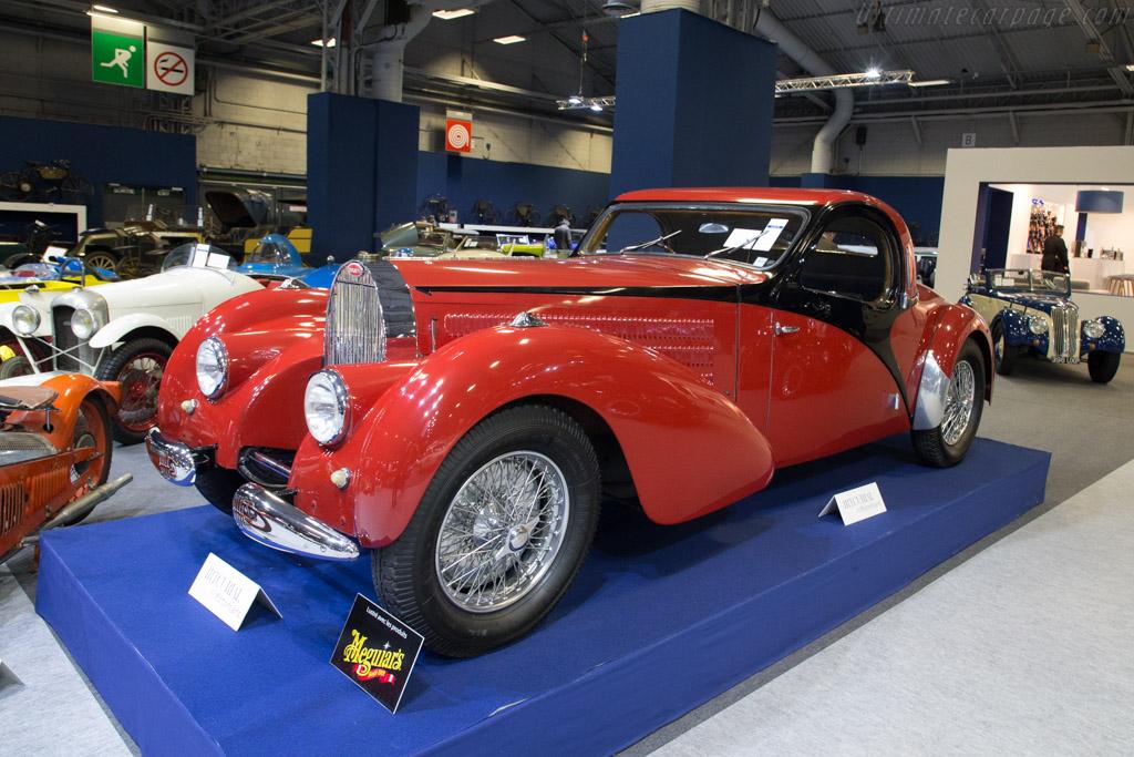Bugatti Type 57 C Atalante - Chassis: 57624   - 2018 Retromobile