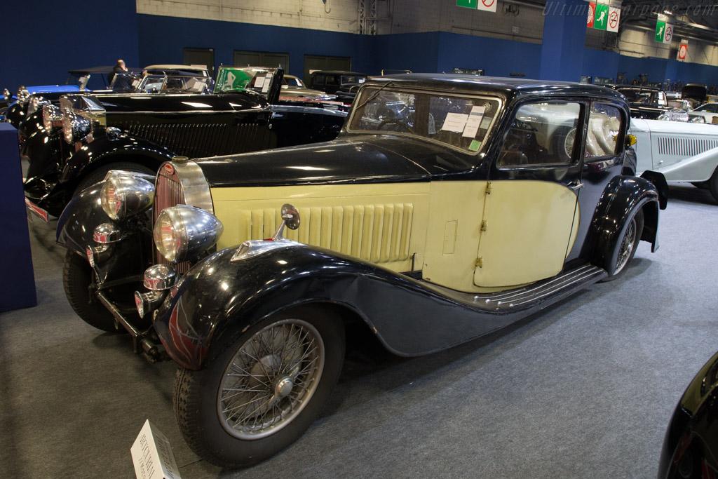 Bugatti Type 57 Galibier - Chassis: 57291   - 2018 Retromobile