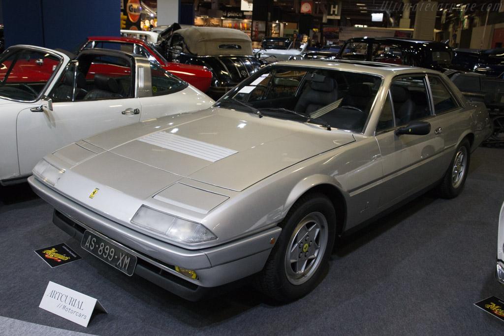 Ferrari 412 - Chassis: 71509   - 2018 Retromobile