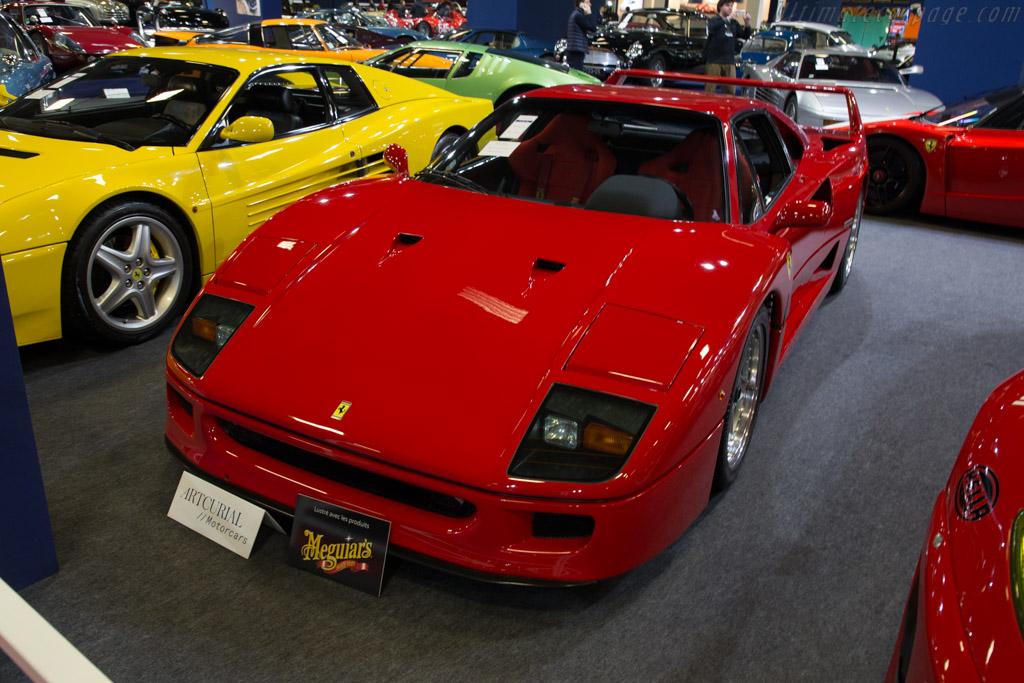 Ferrari F40 - Chassis: 84481   - 2018 Retromobile