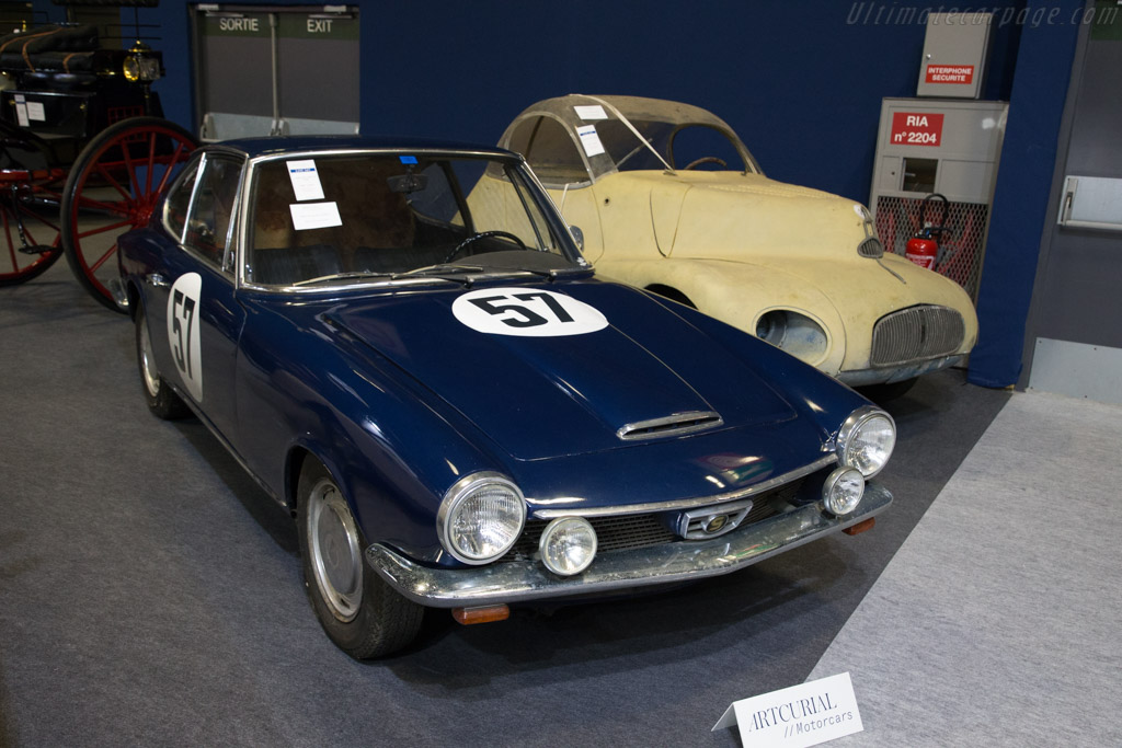 Glas 1300 GT Coupe - Chassis: 211 059130   - 2018 Retromobile