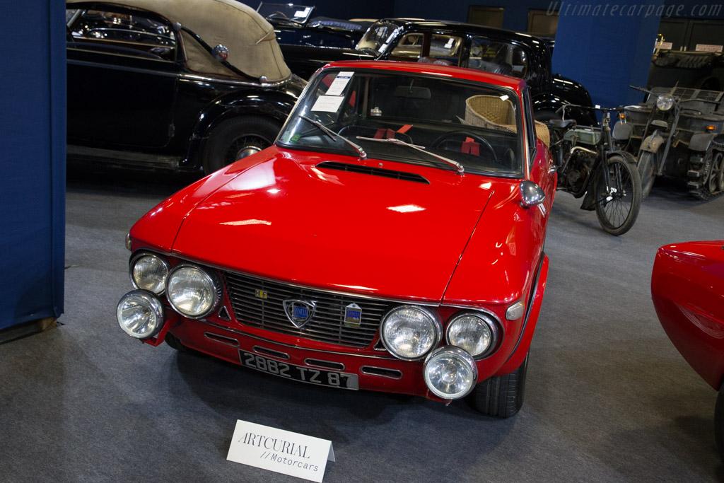 Lancia Fulvia Rallye 1600 HF - Chassis: 818 540 002199   - 2018 Retromobile