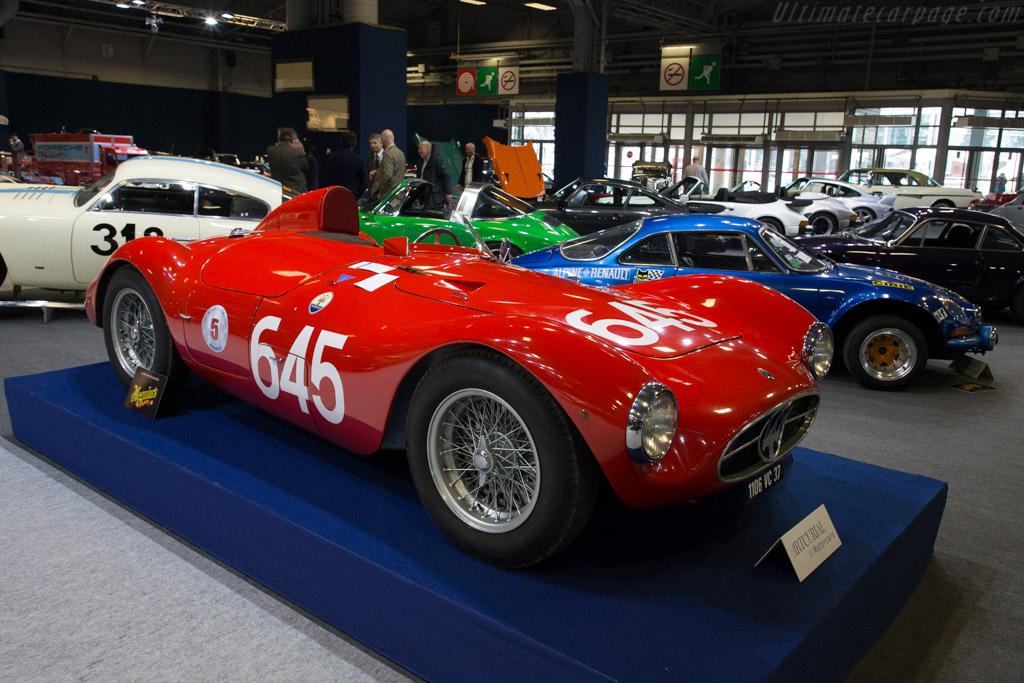 Maserati A6GCS/53 Barchetta - Chassis: 2087   - 2018 Retromobile