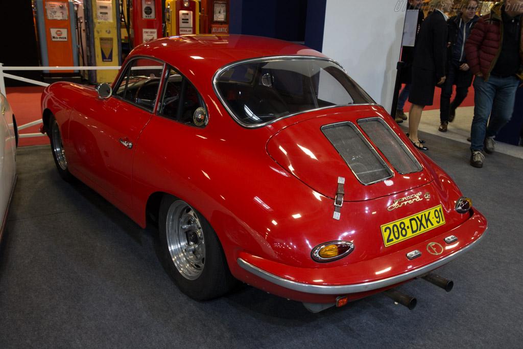 Porsche 356 2000 Carrera 2 GT - Chassis: 124071   - 2018 Retromobile