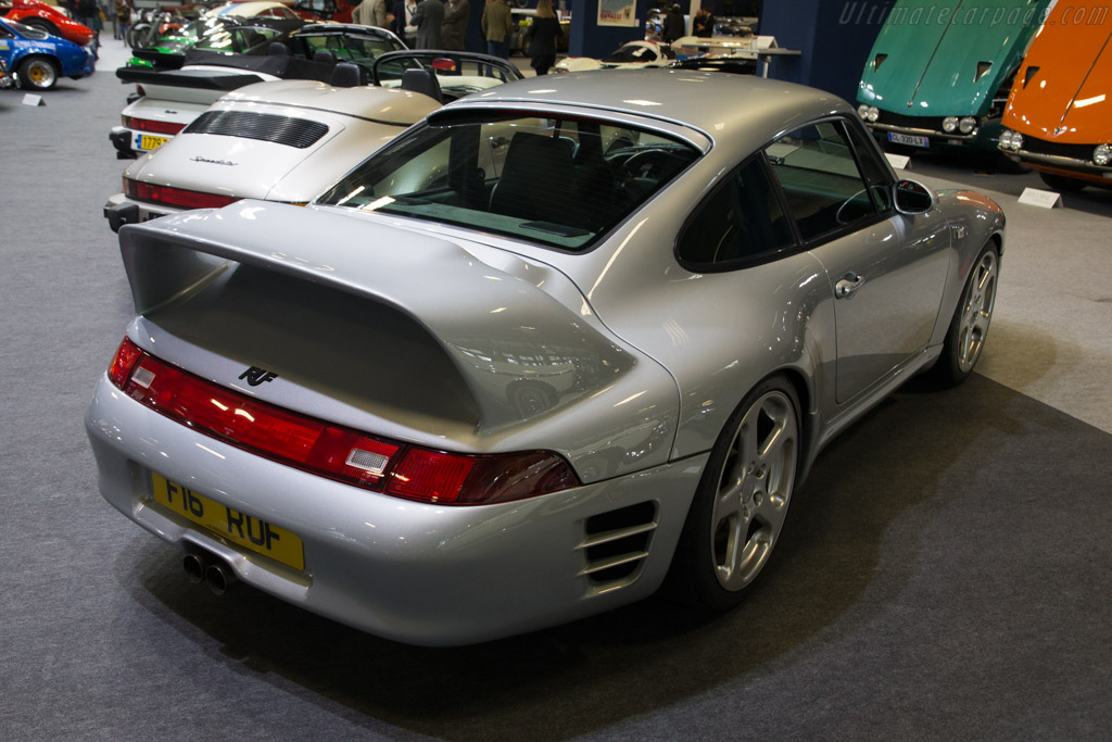 RUF CTR-2 - Chassis: W09BD036XVPR06009   - 2018 Retromobile