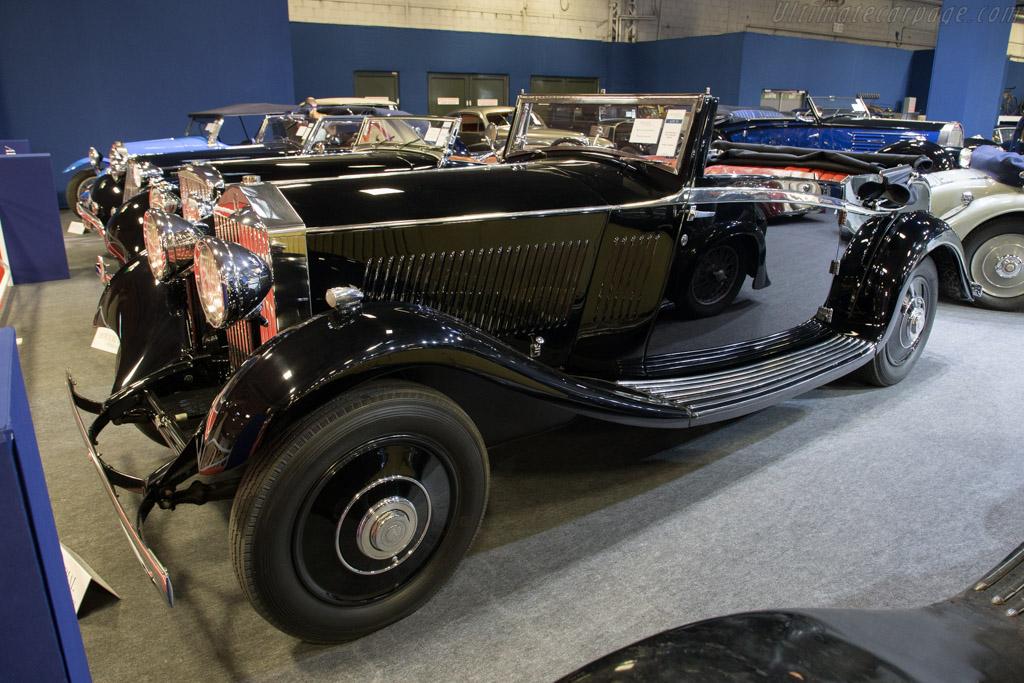 Rolls-Royce 20/25hp Barker Cabriolet - Chassis: GTZ48   - 2018 Retromobile