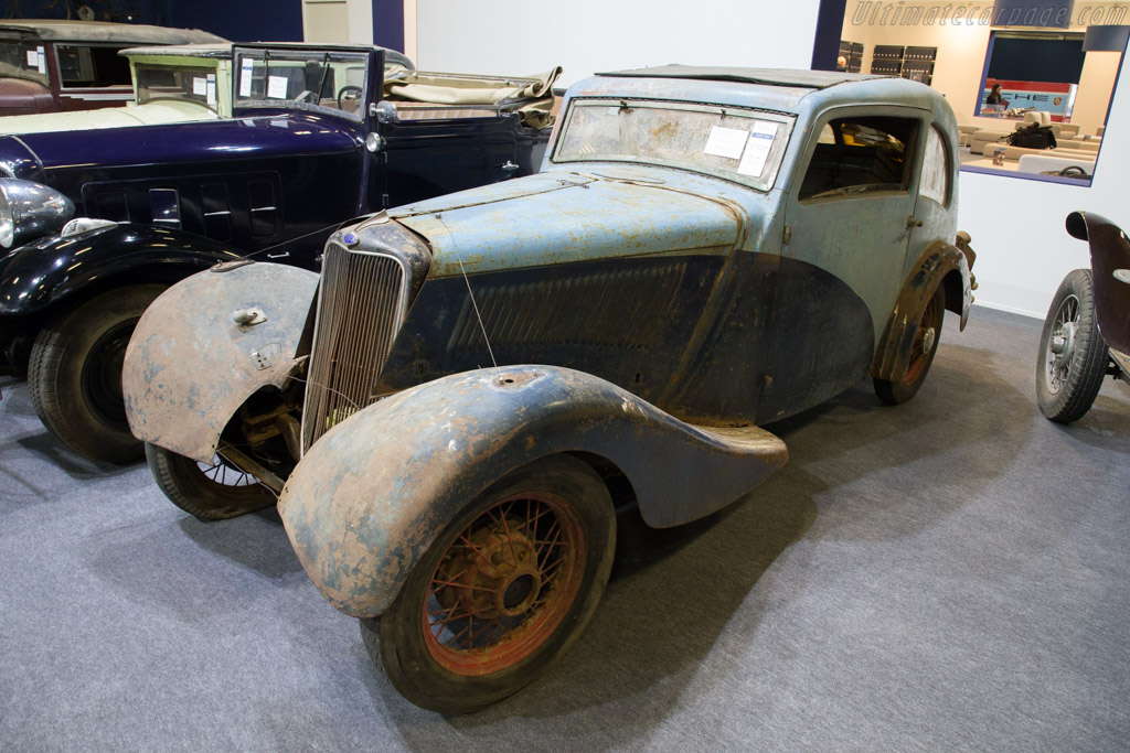 Tracfort Type B1 Sport Mouette - Chassis: 2941   - 2018 Retromobile